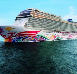 Norwegian Joy – Cruise Ship with MJM Group