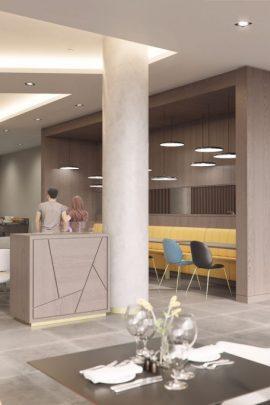 Maldron Newgate Street with Sundara Design